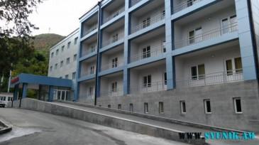 Արդիականացված բժշկական կենտրոն` Կապանում