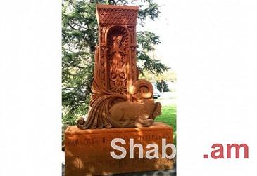 Վահագնի թաղամասում տեղադրվել է հայ մեծ բարերար Վահագն Հովնանյանի հիշատակին նվիրված խաչքար