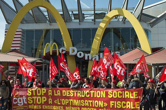 Ֆրանսիան McDonald's-ից պահանջում է 300 մլն եվրո՝ հարկերից խուսափելու համար. ԶԼՄ-ներ