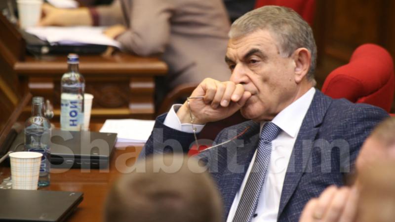 ԱԺ նախկին նախագահ Արա Բաբլոյանի նկատմամբ քրեական հետապնդումը չի դադարեցվի