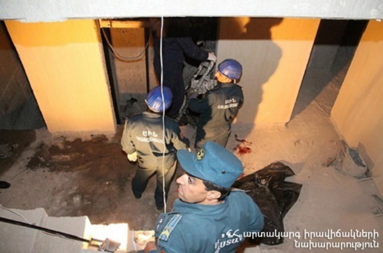 Արծվաբերդ գյուղի ձեռնոցի գործարանում 19-ամյա քաղաքացին ընկել է վերելակի հորանը