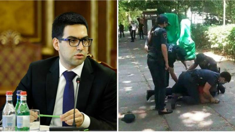 Արդյունավետ ոստիկանություն ունենալու համար անհրաժեշտ է, որ ոստիկանն օրենքի սահմաններում գործելիս կաշկանդված չլինի․ Ռուստամ Բադասյան