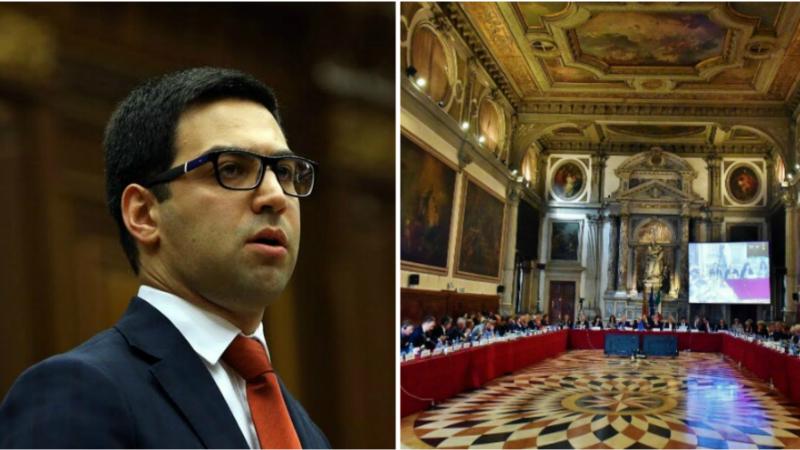 Հայաստանում օլիգարխիկ ռեժիմ է տապալվել․ Ռուստամ Բադասյանը ներկայացրել է Վենետիկի հանձնաժողովի նախագահի զեկույցը