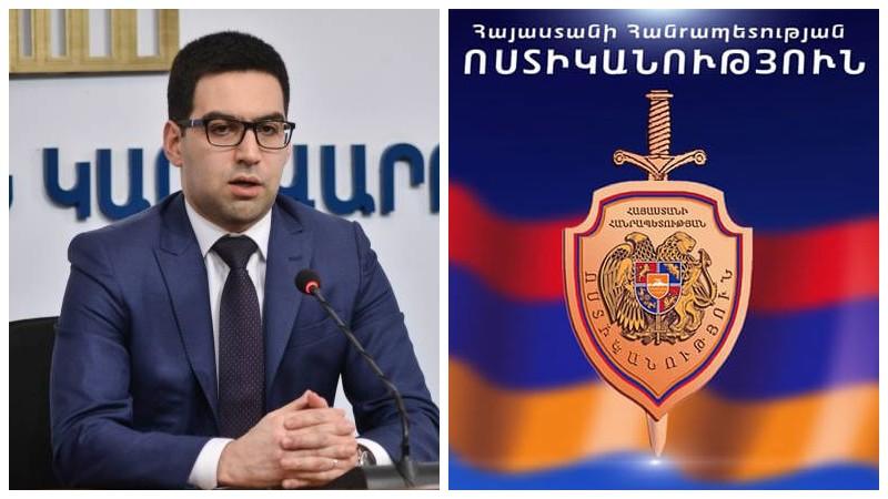 Մաղթում եմ ձեզ խաղաղ և արդյունավետ ծառայություն. Բադասյանը շնորհավորել է ոստիկաններին