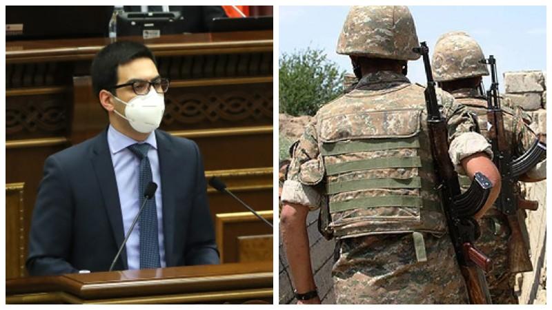Զինծառայությունից խուսափածների նկատմամբ կհայտարարվի համաներում. Ռուստամ Բադասյանը մանրամասներ է ներկայացնում