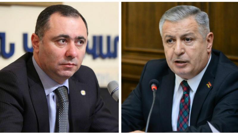 Սերգեյ Բագրատյանին կփոխարինի Արթուր Գրիգորյանը. «Հրապարակ»
