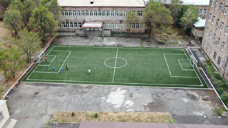 Երևանյան բակերը բարեկարգվում են․ Քաղաքապետարան