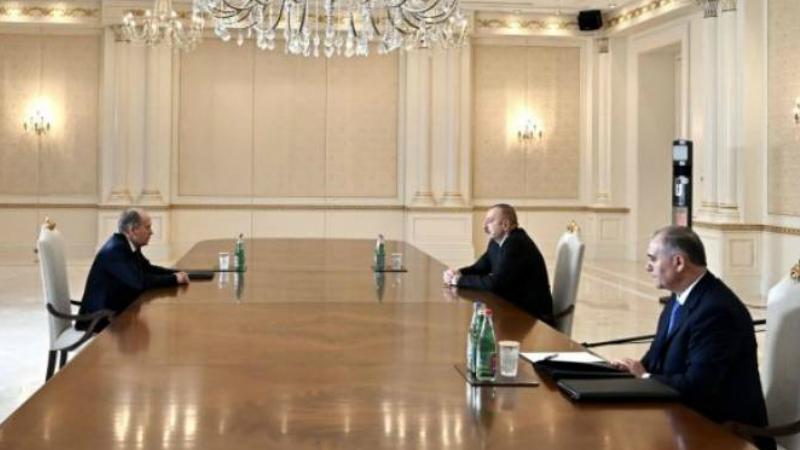 ՌԴ ԱԴԾ տնօրենը և Ադրբեջանի նախագահը քննարկել են ԼՂ հարցով եռակողմ հայտարարության դրույթների կատարումը