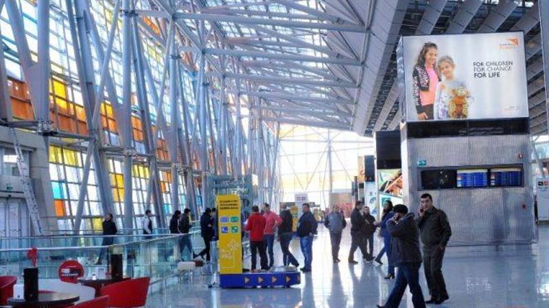 Երևան-Թբիլիսի չվերթի ուշացման պատճառով ուղևորները մնացել են օդանավակայանում