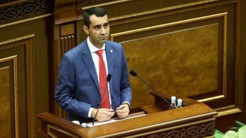 Կարեն Սարգսյանն ազատվել է ջրային կոմիտեի նախագահի պաշտոնակատարի պաշտոնից