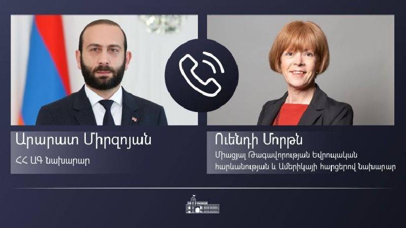 ԱԳ նախարարը շեշտել է Ադրբեջանում պահվող հայ ռազմագերիների և քաղաքացիական անձանց շուտափույթ հայրենադարձման անհրաժեշտությունը