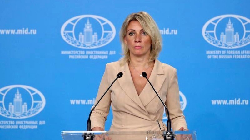 Մոսկվան ուշադիր հետևում է ՀՀ-ում և Ադրբեջանում խաղաղության պայմանագրի կնքման, ԼՂ կարգավիճակի որոշման խնդրի շուրջ քննարկումներին. Զախարովա (տեսանյութ)