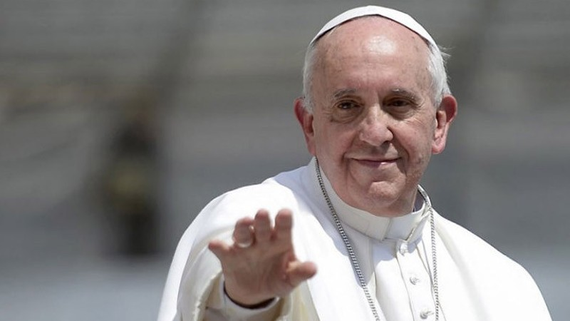 Ֆրանցիսկոս պապը Երևանում եկեղեցի կբացի. «Առավոտ»
