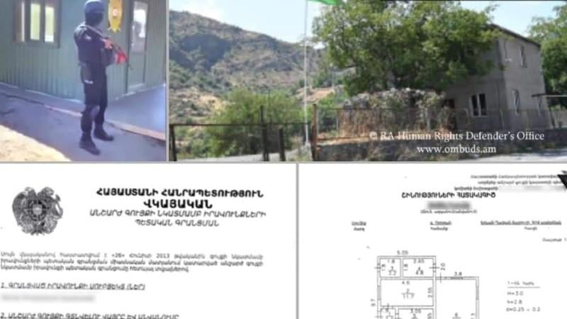 Որոտանի ճանապարհին ադրբեջանական ոստիկանական հենակետը, արգելապատնեշները, տեսախցիկները, զինված ծառայողների տեղակայումը բացահայտ անիրավաչափ են․ ՄԻՊ