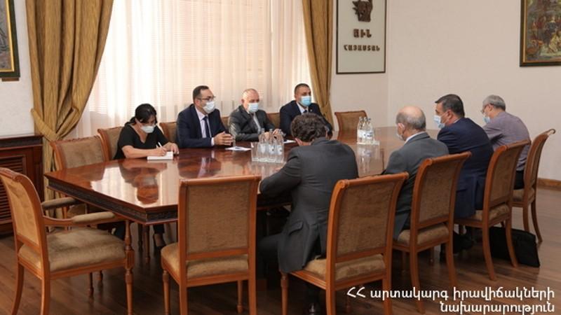 Հուշագրի ստորագրումը թույլ կտա ավելի ընդլայնել հայկական ատոմակայանի անվտանգության բարձրացմանն ուղղված համագործակցությունը. Անդրանիկ Փիլոյան