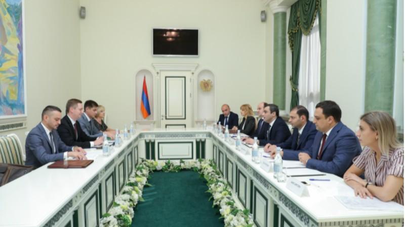 ՀՀ և ՌԴ դատախազների մասնակցությամբ քննարկվել են կոռուպցիայի և կիբրհանցագործությունների դեմ պայքարին առնչվող հարցեր