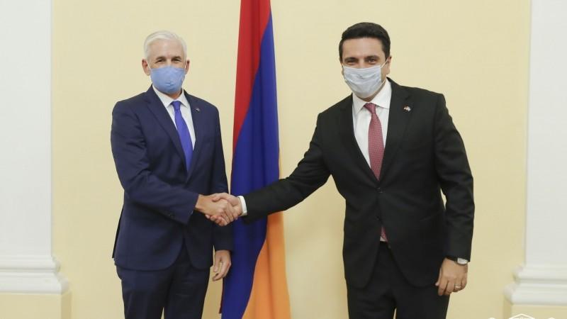 Ալեն Սիմոնյանը բարձր գնահատեց Հայաստանում ՄԱԿ-ի գրասենյակի բազմոլորտ, արդյունավետ գործունեությունը