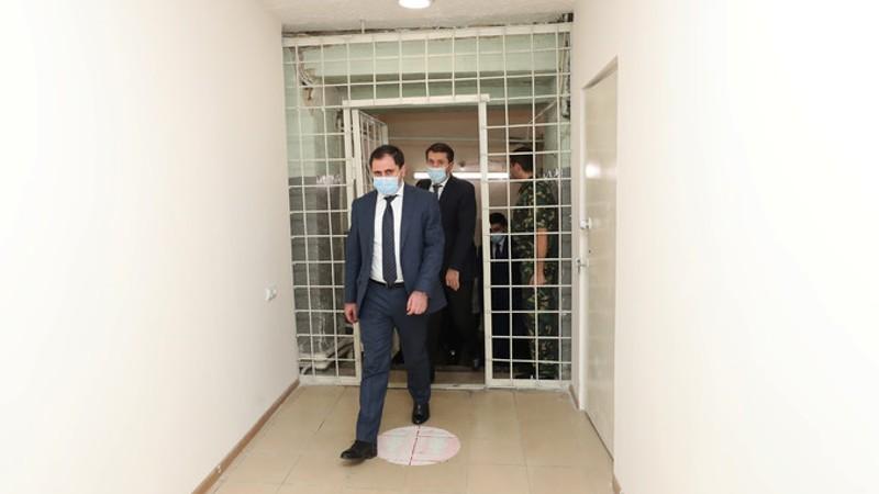 Փոխվարչապետ Սուրեն Պապիկյանն այցելել է «Նուբարաշեն» ՔԿՀ (լուսանկարներ)