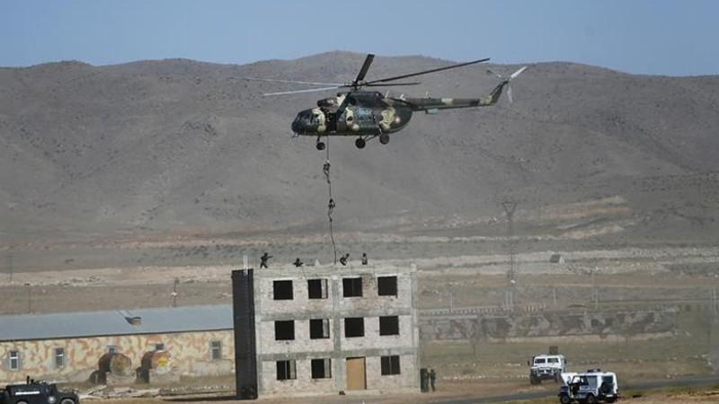 Հայաստանում անցկացվեց «ԳՌՈՄ-2021» զորավարժությունը (տեսանյութ)
