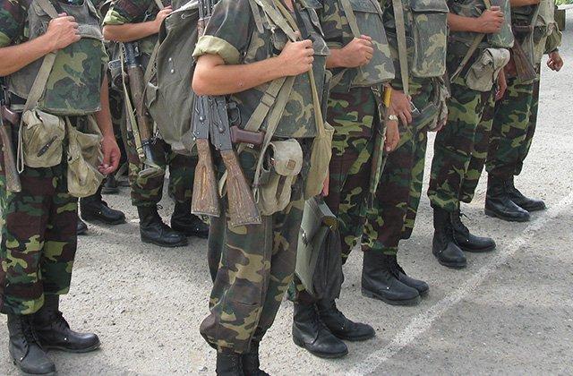 Զինծառայողների առօրյան. մարտական պատրաստություն
