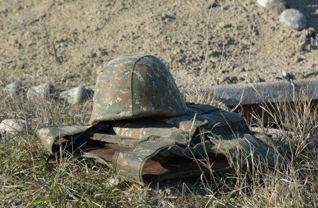 Զինծառայողը մահացել է հոսպիտալում.