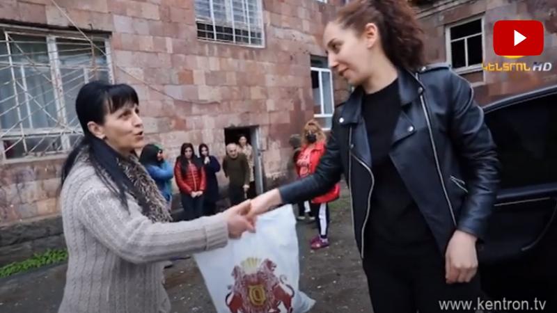 «Գագիկ Ծառուկյան» հիմնադրամը շարունակել է սոցիալական ծրագրերը մարզերում և Երևանում