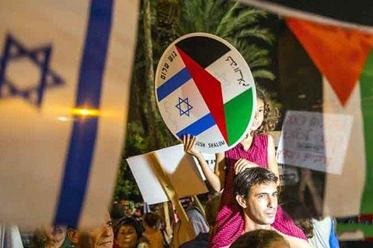 Հազարավոր իսրայելցիներ ցույցի են դուրս եկել՝ պահանջելով բանակցություններ սկսել պաղեստինցիների հետ