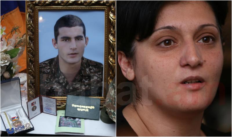 Արցախում զինվորներին հաց հասցրած ու զոհված Գոռը ընտանիքից թաքցրել էր, որ դիրքերում է. 97 օրից պիտի զորացրվեր