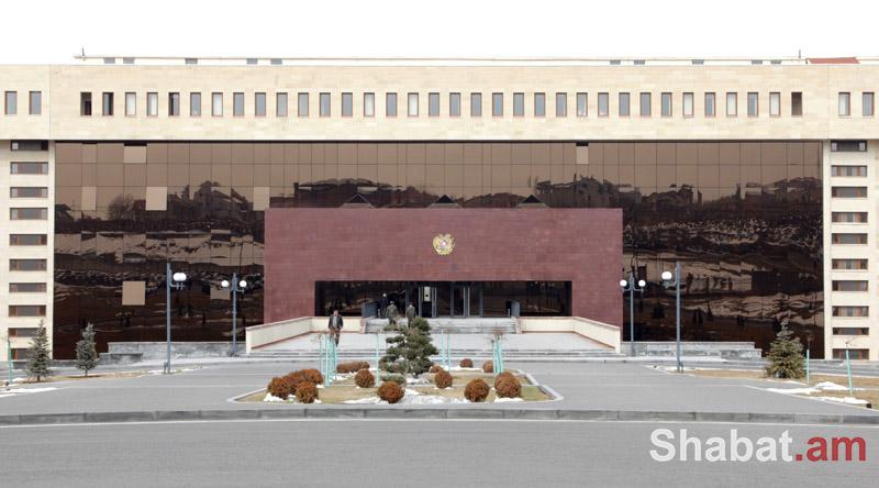Անցնող շաբաթվա ընթացքում հակառակորդը հայ դիրքապահների ուղղությամբ արձակել է ավելի քան 10 000 կրակոց