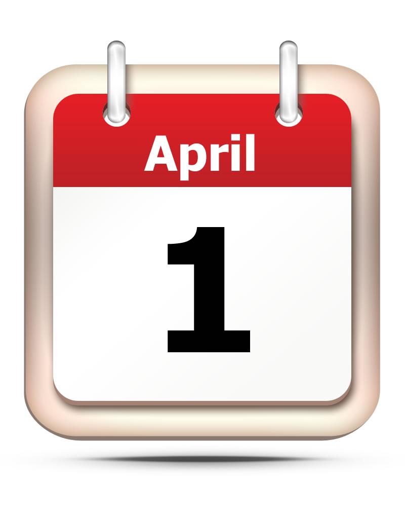 Պատմության մեջ այս օրը ՝ ապրիլի 1