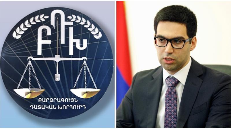 ԲԴԽ-ն բավարարել է Ռուստամ Բադասյանի միջնորդությունը