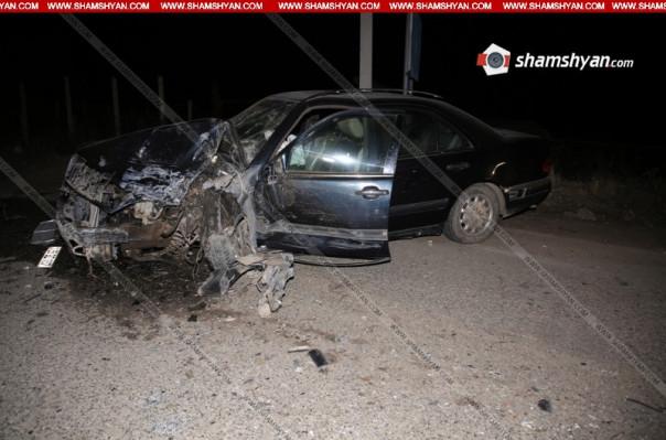 Տավուշի մարզում տեղի ունեցած ավտովթարի հետևանքով պայմանագրային զինծառայող է մահացել