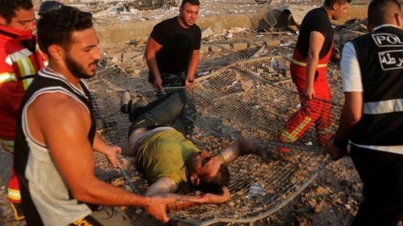 Բեյրութում տեղի ունեցած պայթյունի հետևանքով զոհվածների թիվը հասել է 135-ի, 5000 մարդ  վիրավորվել է