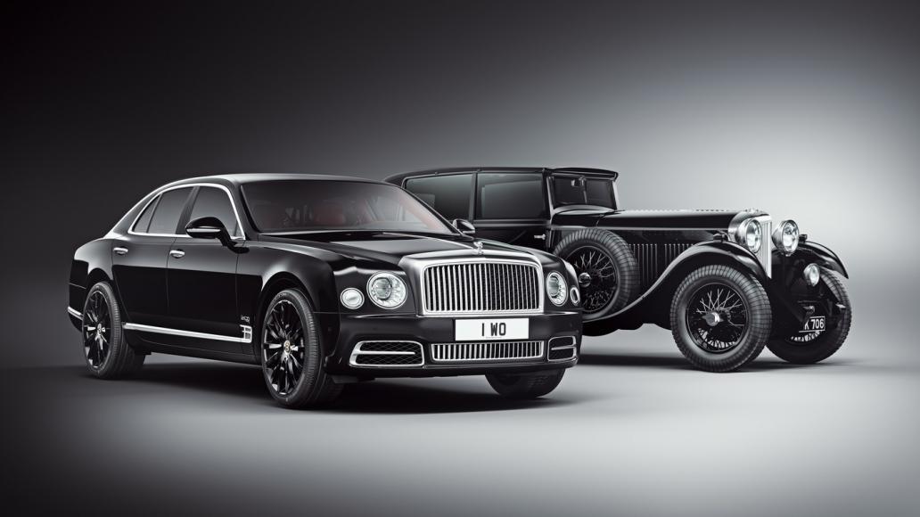 Bentley-ն ներկայացրել է Mulsanne-ի հատուկ մոդելը (լուսանկարներ)