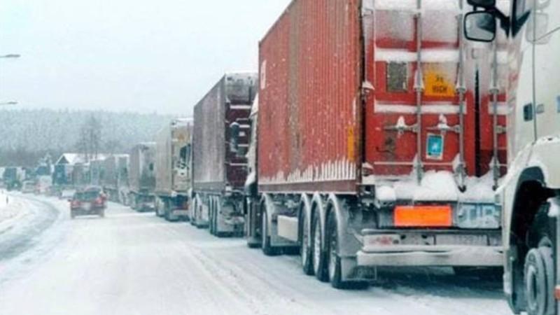 ՀՀ տարածքում կան փակ ճանապարհներ ․Ստեփանծմինդա-Լարս ավտոճանապարհի ռուսական կողմում կա կուտակված 820 բեռնատար