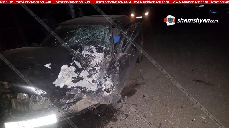 5 երեխա է տուժել Գոշ-Ճամբարակ ճանապարհին տեղի ունեցած ավտովթարի հետևանքով