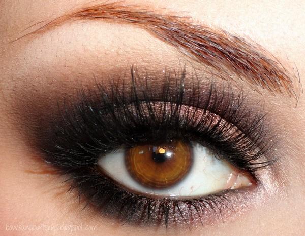 Մի քանի եղանակ ` շագանակագույն աչքերն ընդգծելու համար
