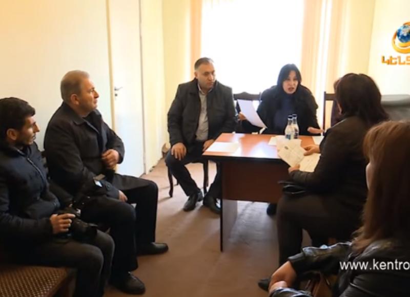«Գագիկ Ծառուկյան» հիմնադրամն աջակցություն է ցուցաբերել Գեղարքունիքի մարզի զինծառայողներին