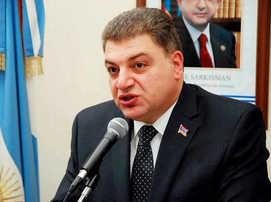 Վահագն Մելիքյանը նշանակվել է ՀՀ ԱԳՆ գլխավոր քարտուղար