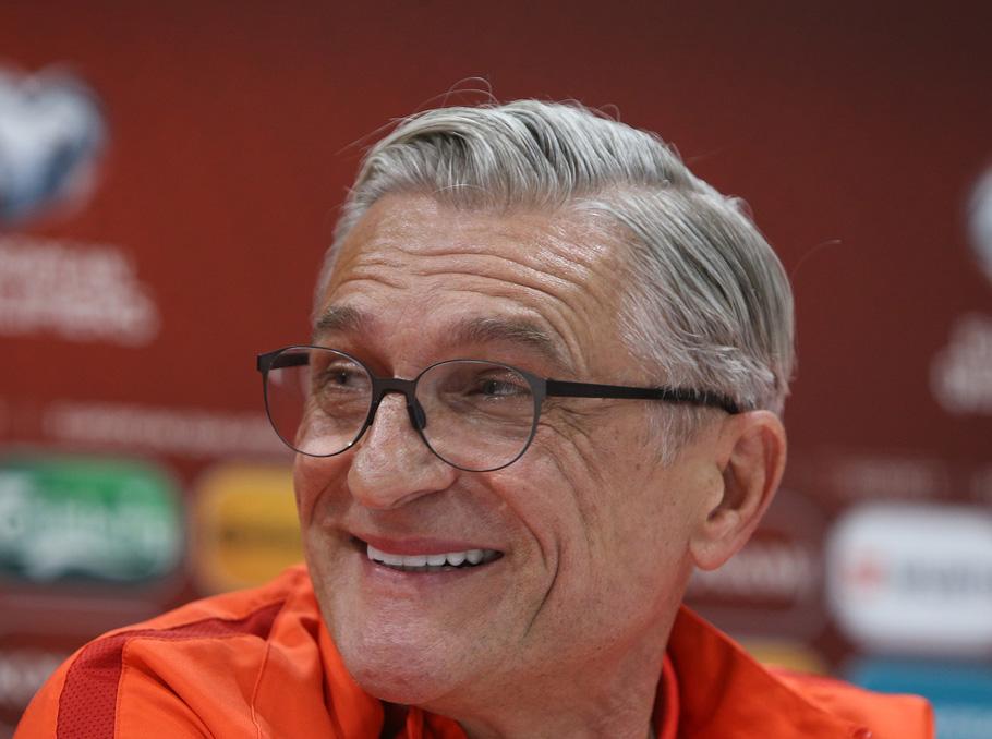 Լեհաստանի ֆուտբոլի հավաքականի մարզիչը հեռացել է զբաղեցրած պաշտոնից