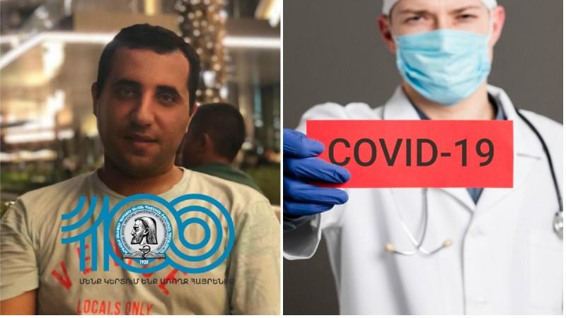 Լսելով Հայաստանում ռեանիմատոլոգների պակասի մասին՝ բժիշկը Գերմանիայից վերադարձել է Հայաստան