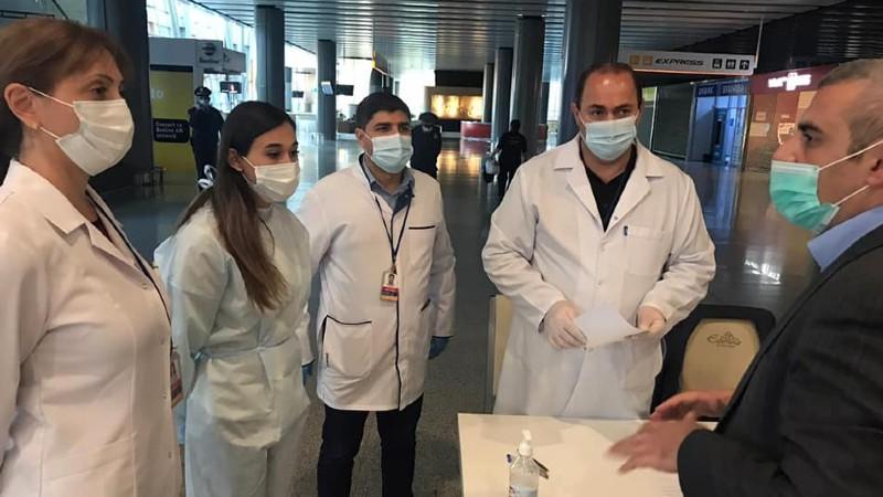 ԱԱՏՄ սահմանային բժշկասանիտարական հսկիչ կետերն արդեն նոր գործառույթ են իրականացնում