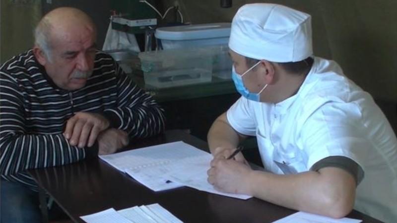 ԼՂ ավելի քան 800 բնակիչներ բժշկական օգնություն են ստացել Ռուսաստանի ՊՆ դաշտային հիվանդանոցում