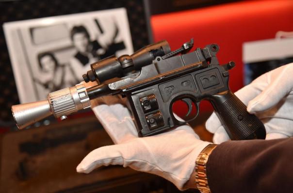 Հարիսոն Ֆորդի մարմնավորած կերպարի զենքը նյույորքյան աճուրդում վաճառվել է 550 000 դոլարով