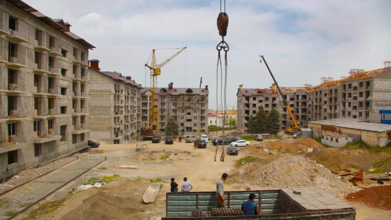 Տեղահանվածների համար Արցախում բնակարաններ են կառուցվում ՝ Համահայկական հիմնադրամի  ֆինանսավորմամբ (տեսանյութ)