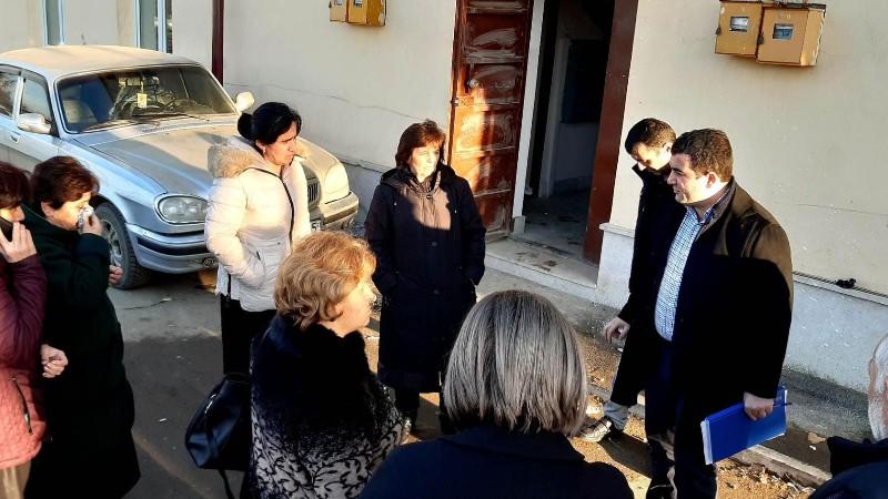 Վեց ընտանիքի Ստեփանակերտում գտնվող շենքից տրամադրվել են կացարաններ