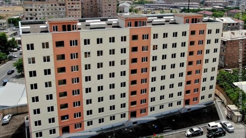 Կիրականացվի Երևանի վթարային շենքերի բնակիչների վերաբնակեցման ծրագիր