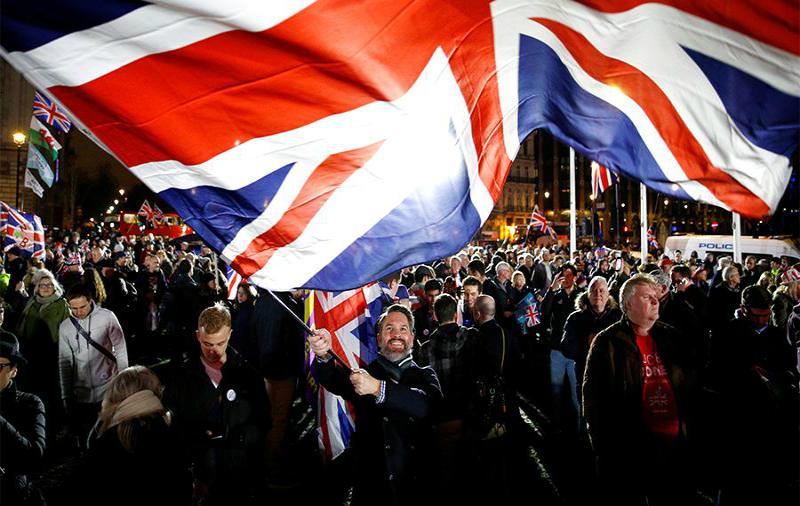 Մեծ Բրիտանիան պաշտոնապես լքեց Եվրամիությունը