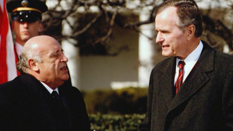 Ինչ էր ասել ԱՄՆ նախագահ Բուշը Շուշիի օպերացիայից երկու օր անց