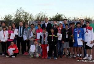 Առաջին անգամ Գյումրիում անցկացվում է թենիսի Հայաստանի առաջնություն՝ բոլոր տարիքային խմբերի համար